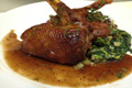 Crispy Roasted Duck