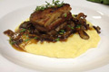 Roasted Porkbelly with Polenta